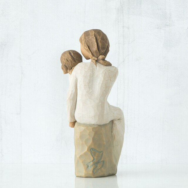 Mother Daughter by Willow Tree