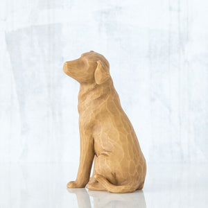 Love my Dog (light) by Willow Tree