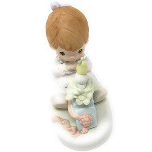 "Precious Moments ""My True Love Gave To Me"" Porcelain Figurine"