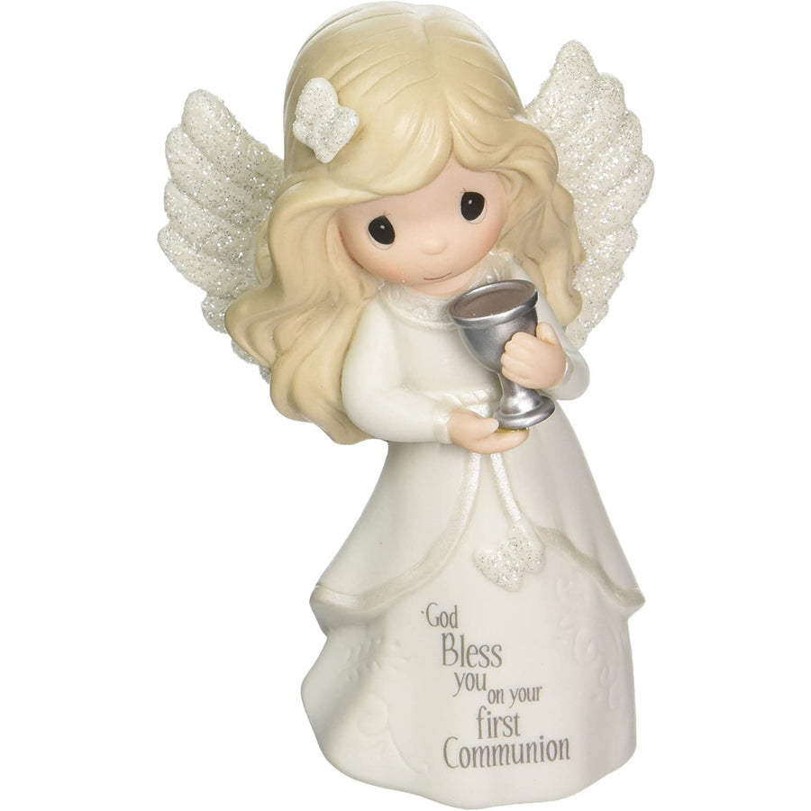 Precious Moments Communion Gifts Communion Angel Bisque Porcelain Figurine