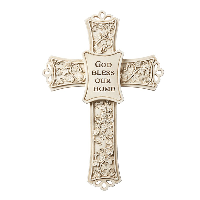 Tomaso Home Blessing Boxed Cross