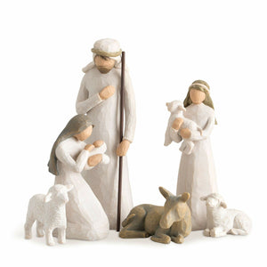 Demdaco 6 Pc Nativity