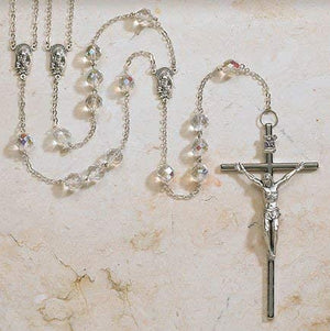 Crystal Lasso Rosary