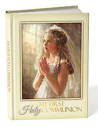 Kathy Fincher First Communion Mass Book - Girl