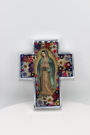 Guadalupe Collection - Our Lady of Guadalupe Cross