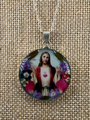 Sacred Heart of Jesus - Guadalupe Collection