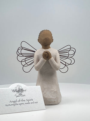 Angel Of The Spirit  Willow Tree