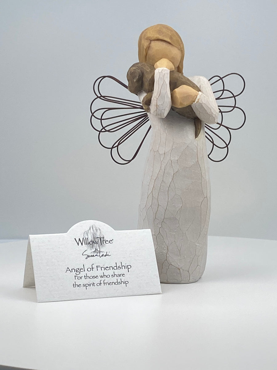 Angel Of Friendship Willow Tree Collection