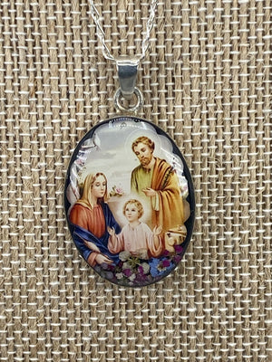 Sacred Family / La Sagrada Familia - Guadalupe Collection