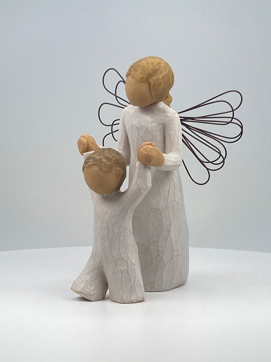 The Guardian Angel Willow Tree Collection
