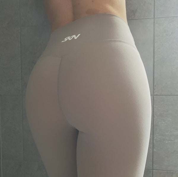 // SIGNATURE Leggings - Pale Nude