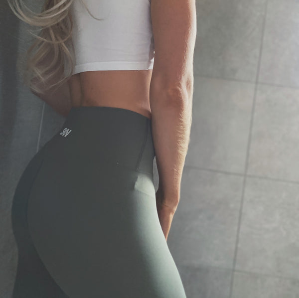 // SIGNATURE Leggings - Olive