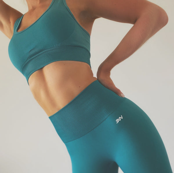 // SCULPT Seamless Set - Seafoam
