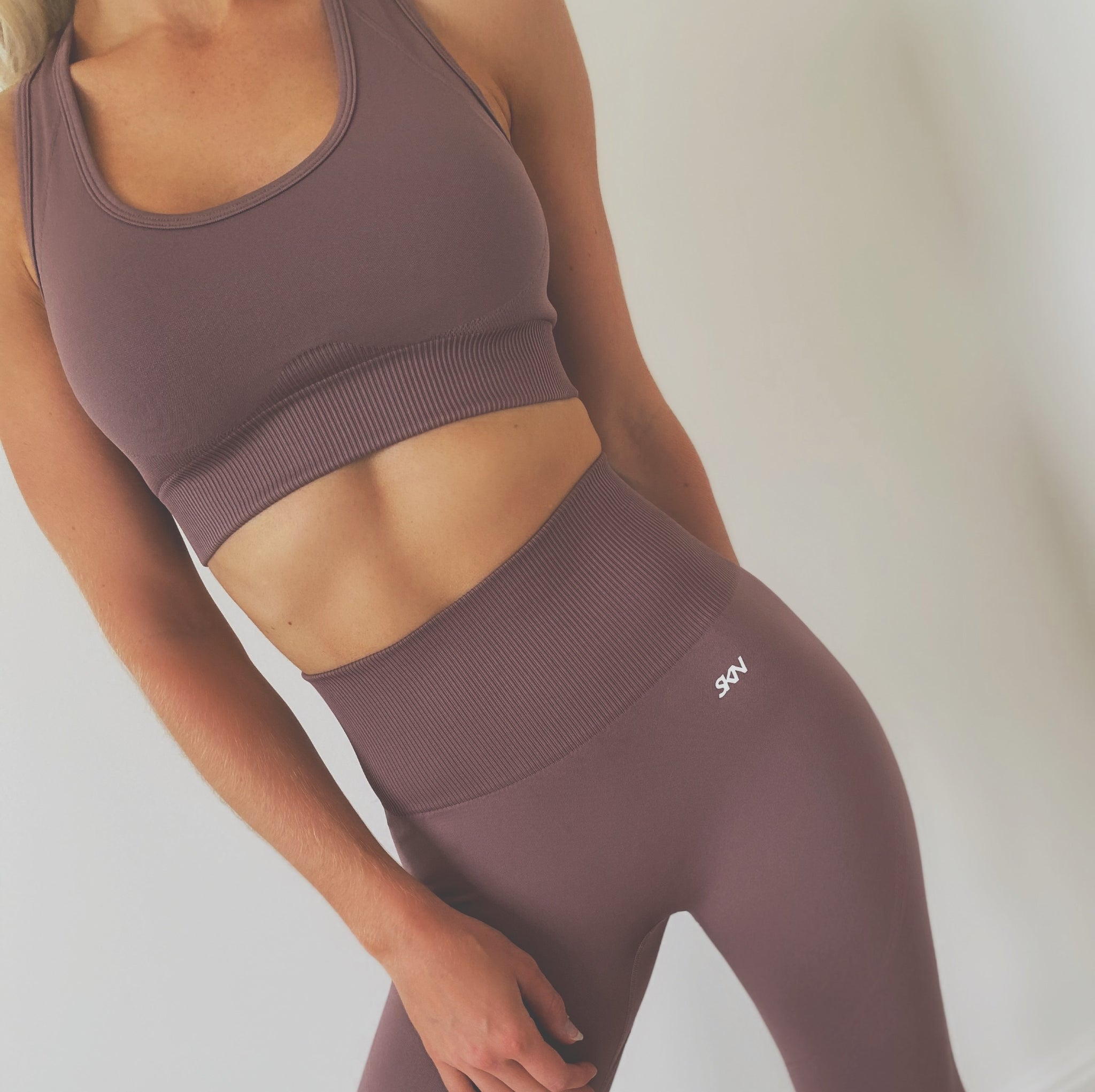 // SCULPT Seamless Set - Mauve