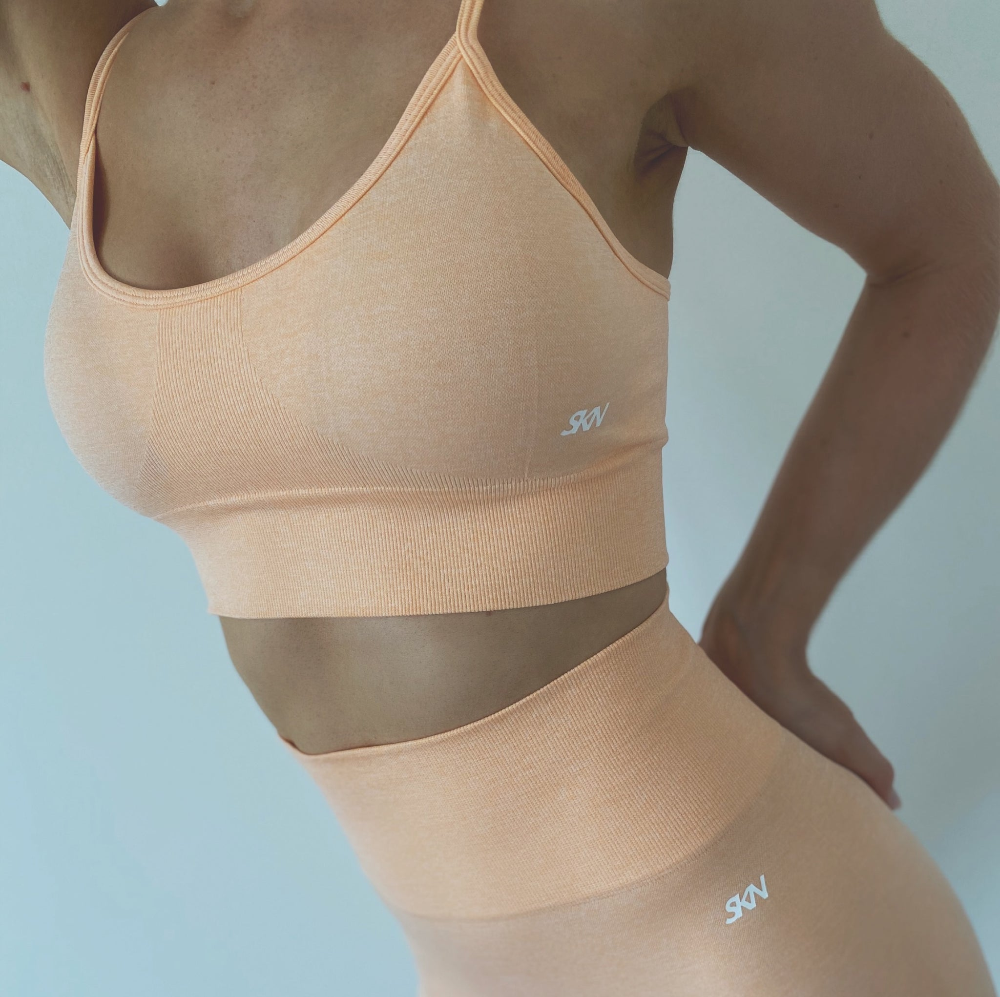 // SOAR Seamless Set - Tangerine