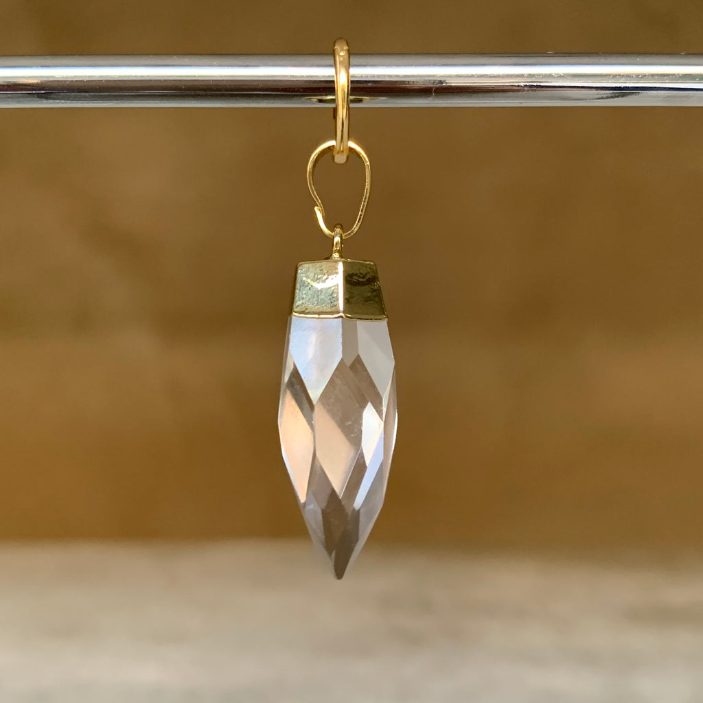 Clear Quartz Pendant (1 piece)