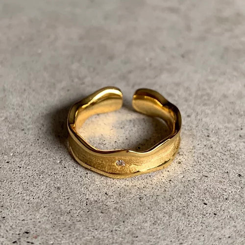 Ingrid Ring Gold