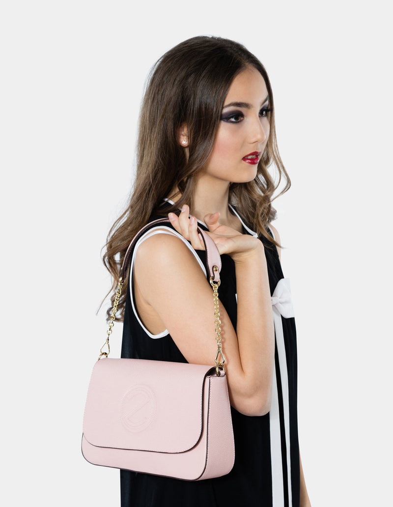 Luna Shoulder Bag Rose