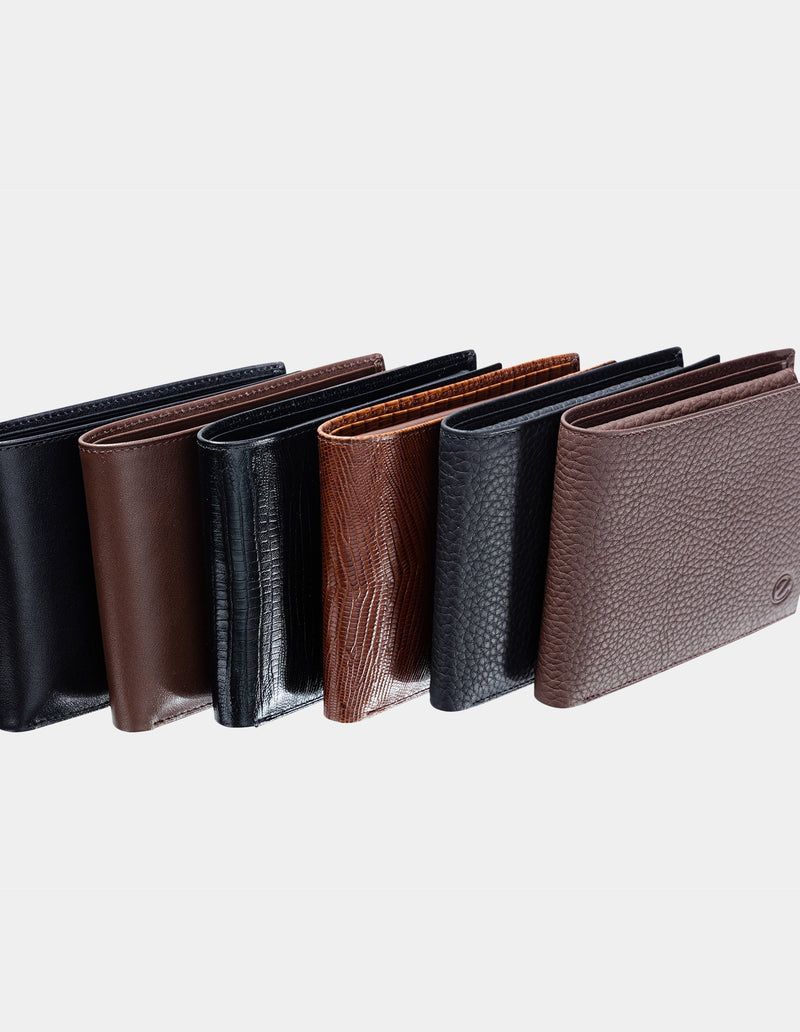 Colombo Wallet Man Brown Casual