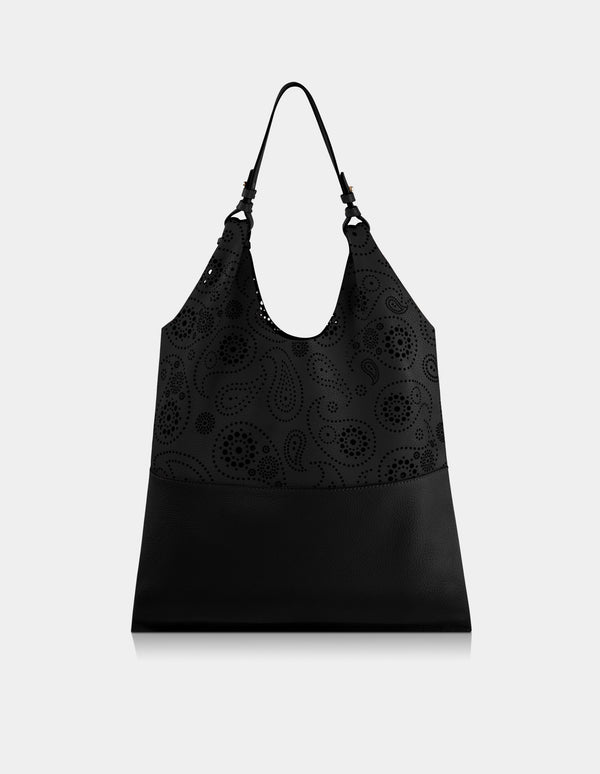 Juventas Shoulder Bag Black