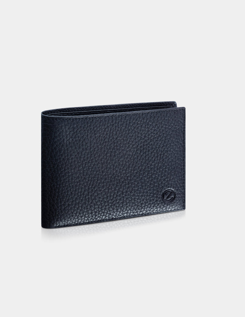 Colombo Wallet Man Black Casual
