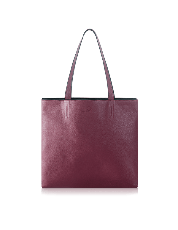 Olivia Shoulder Bag Bordeaux