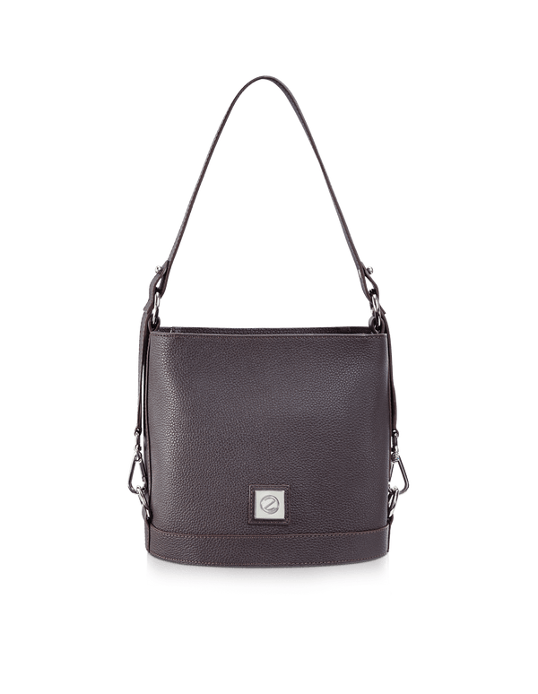 Thalia Handbag Dark Brown