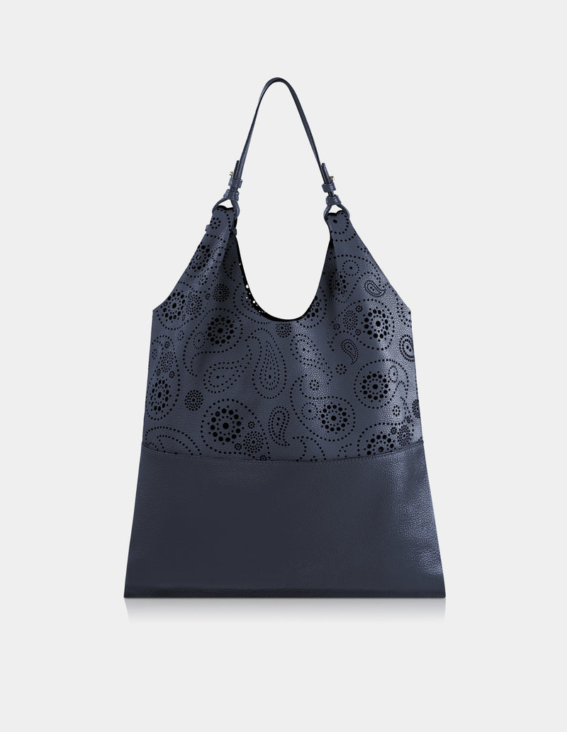 Juventas Shoulder Bag Dark Blue