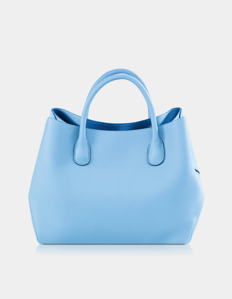 Tassia Handbag Light Blue