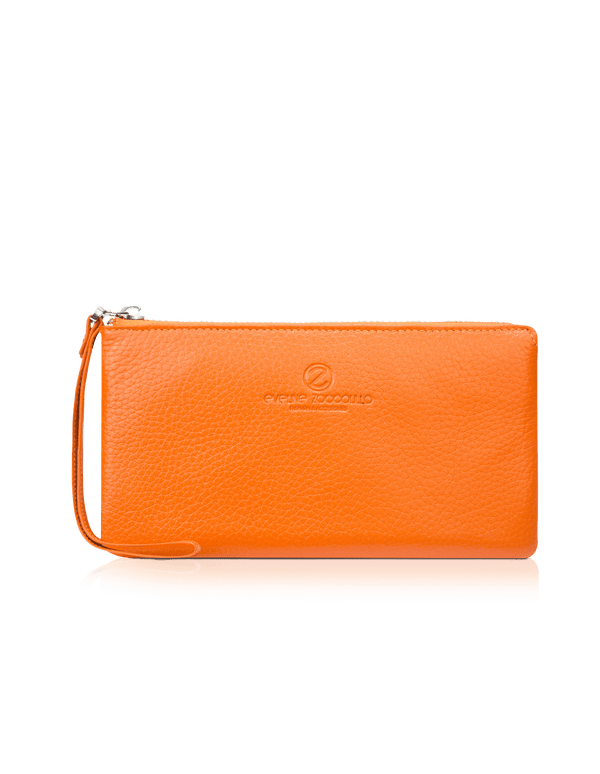 Carmen Clutch Orange