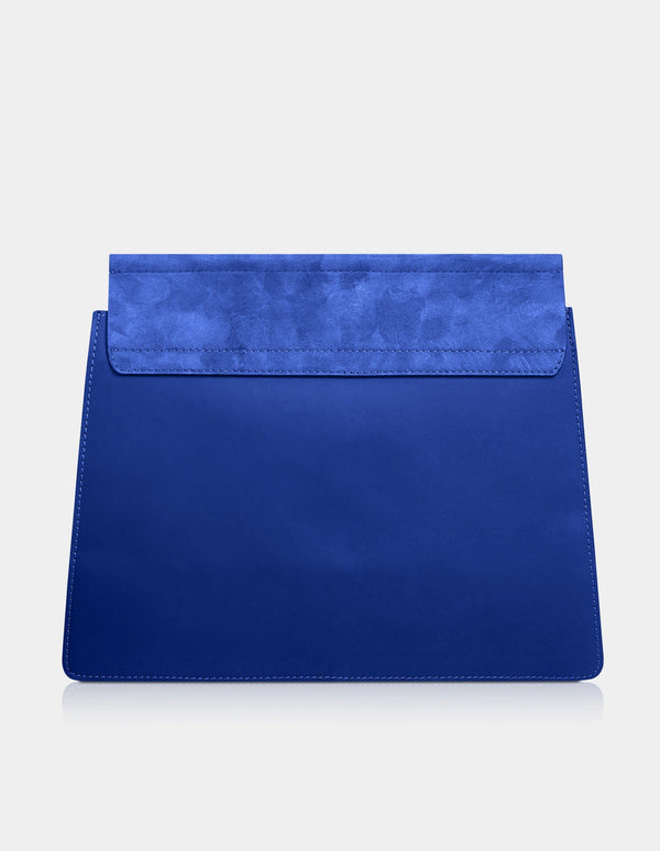 Lilly Clutch Royal Blue