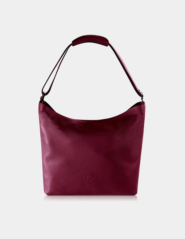 Ceres Handbag Bordeaux