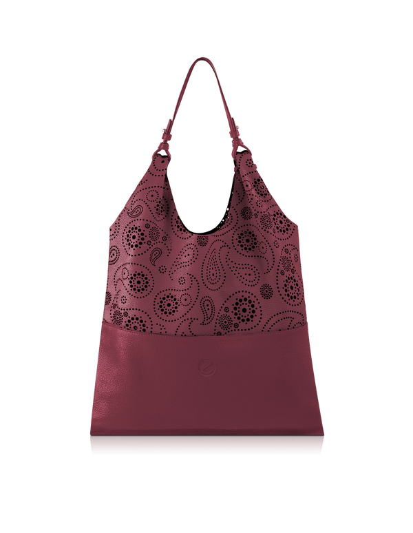 Juventas Shoulder Bag Bordeaux