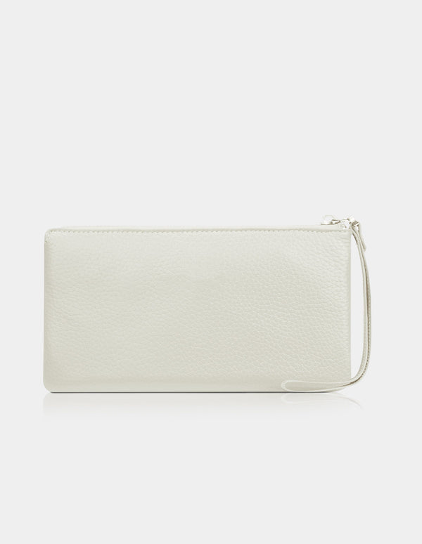 Carmen Clutch Light Beige