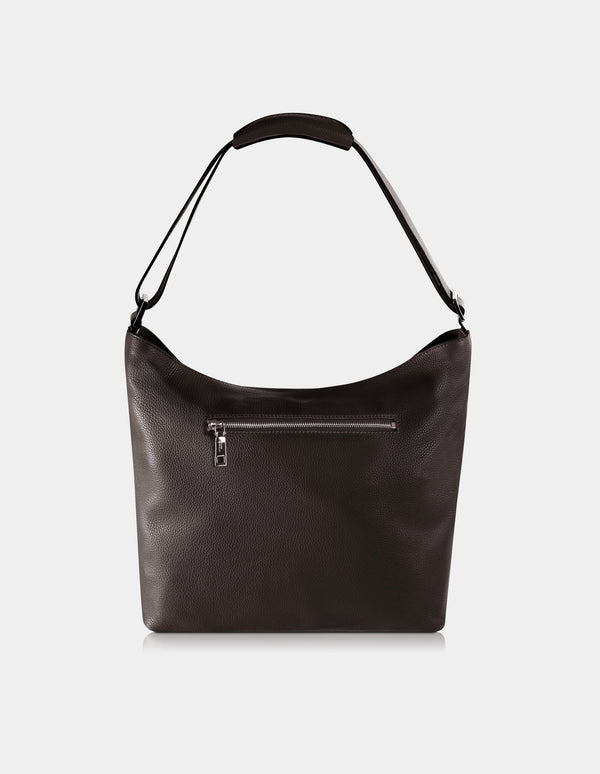 Ceres Handbag Dark Brown