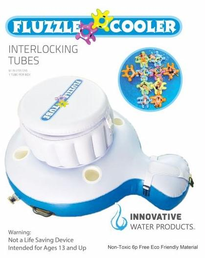 NEW! Interlocking Cooler 2- Available Now! - Fluzzle Tube