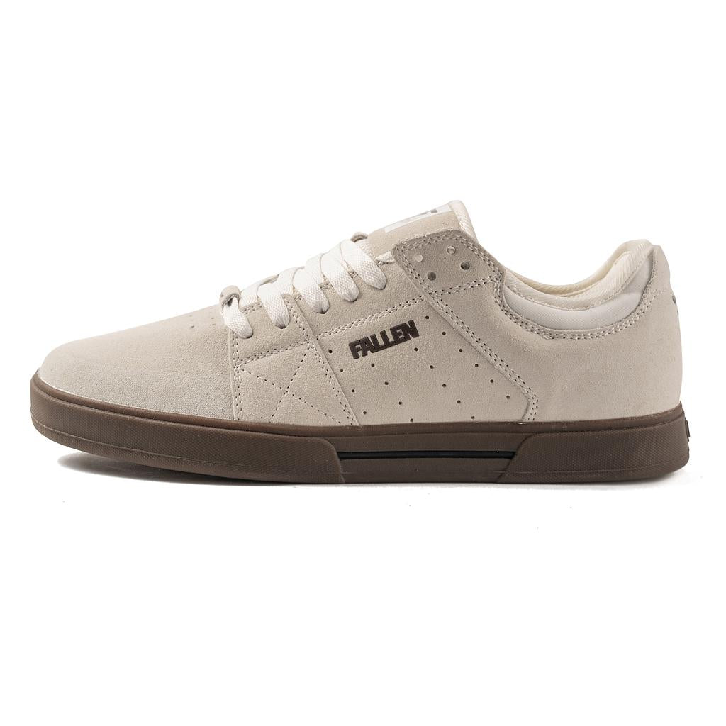 Fallen Trooper White / Gum Sneaker