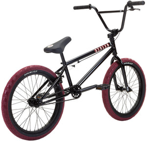 Freestyle BMX Casino 20 inch Black - Blood Red