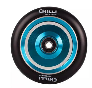 Wheel Coast 110mm Black PU - Blue Core