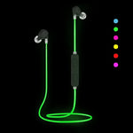 Glow HI-FI Smart Sport Led RGB Wireless Earphone