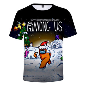 Among Us Short Sleeves