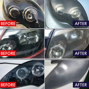 Headlight Repair Polish