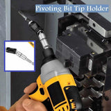 PivoBit - Pivoting Bit Tip Holder