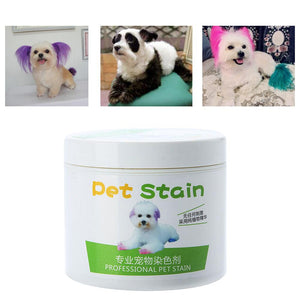 100ml Dog Hair Dye Cream