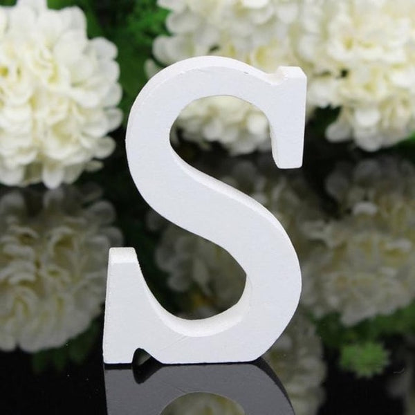 Diy Freestanding Wooden Letters