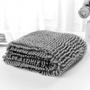 Absorbent Pet Bath Towel