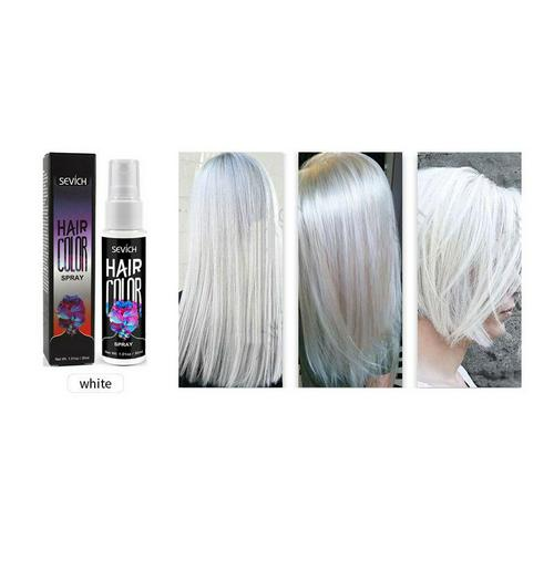 Quick Spray Party Hair Color