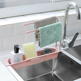 CleanSink - Fit All Telescopic Sink Storage Rack