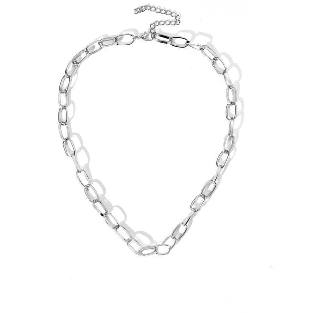 Thick Choker Necklace