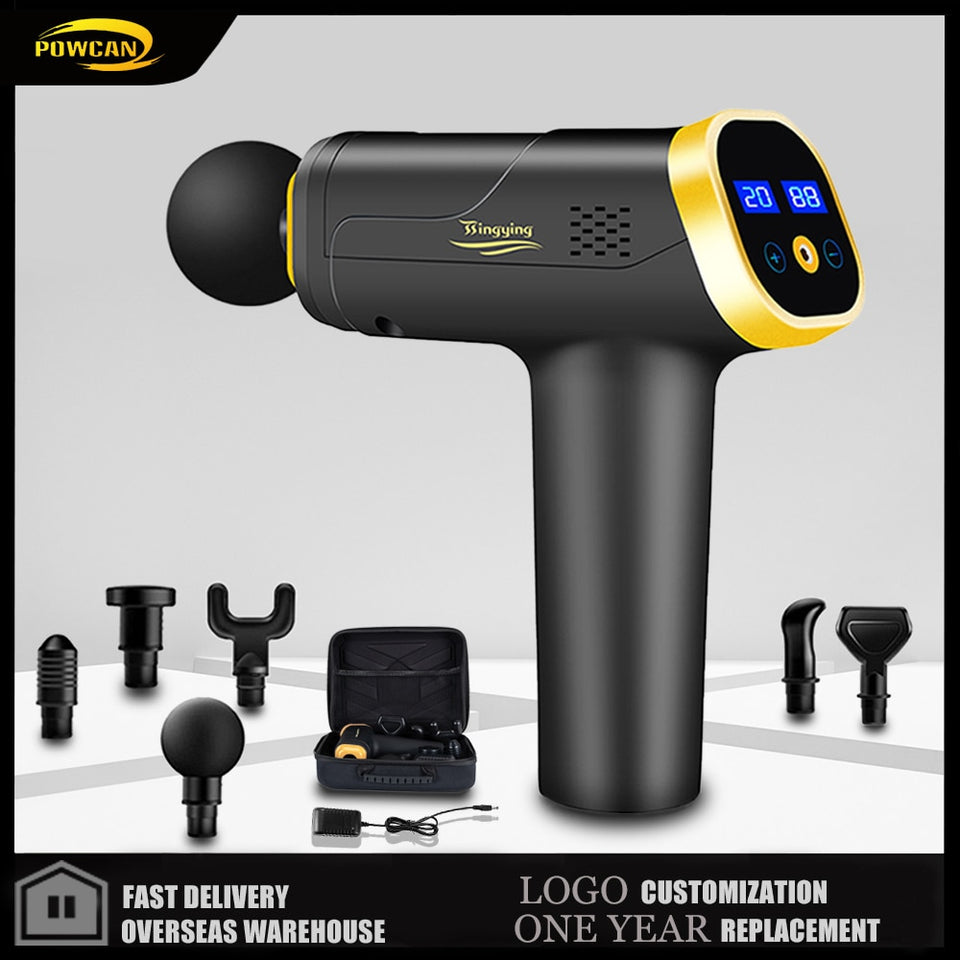 Noise Reduction Design Electric Massager
